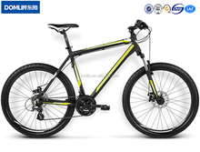 china high quality 26 inch MTB 21 speed bicicletas front suspension mountain bike bike
