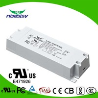 UL approval 100-277VAC,220V Input Voltage and Single Output Type LED Driver