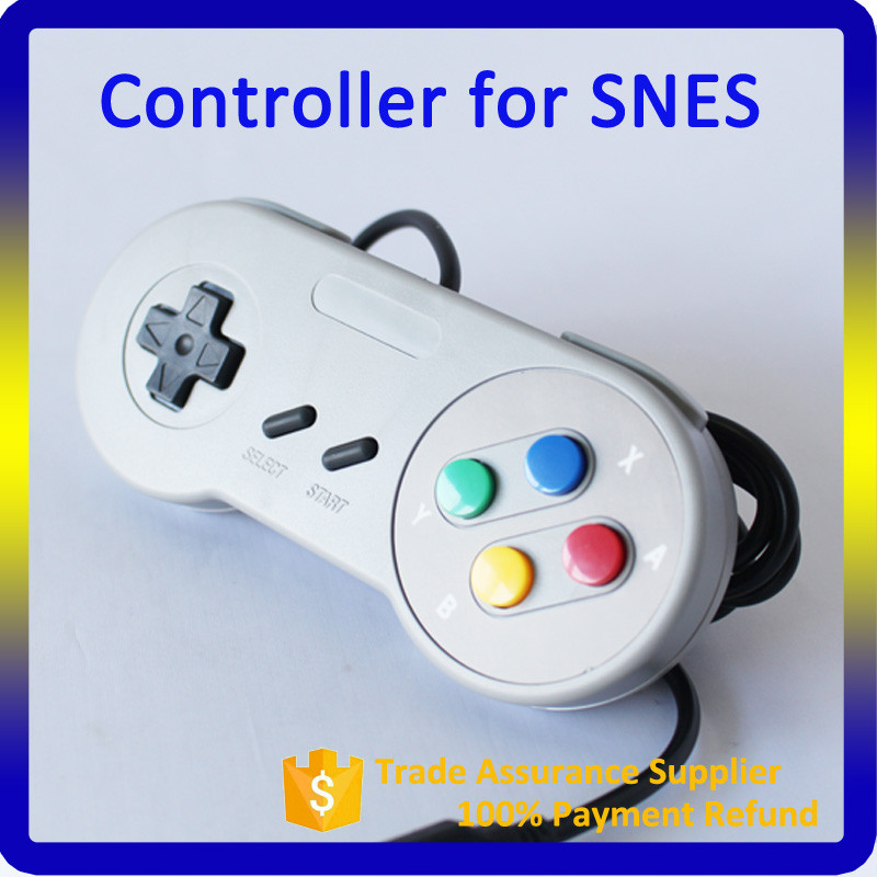 Good Quality Gamepad for SNES Console controller With USB Port and Host Prot