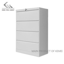 Office Furniture Cabinet 4 Steel Drawers