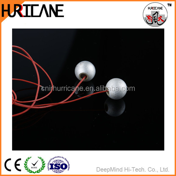 China Hurricane piezoelectric material pzt 8 piezo ceramics piezoelectric HIFU Spherical Cap