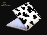 Cute Dairy Shape Laptop Sticker Skin/laptop skin cover