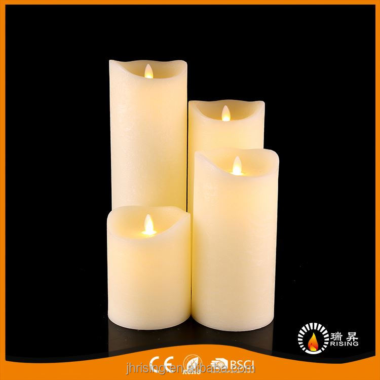 Newest European different types cheap mini led candle light led