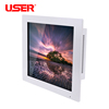 Touch Screen monitor,22inch advertising display with Wifi, 3G/ Advertising player/ Advertising monitor