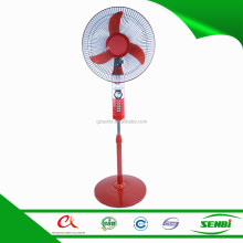 16'' led solar fan lamp without battery AC DC lahore stand fan in pakistan