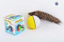NEW PRODUCT B/O BEAVER W/BALL & FLASH LIGHT