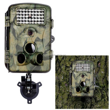 42pcs IR LED hunting gun camera with detection angle 120 degree