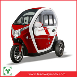 Mini Tricycle Rickshaw 3 Wheel Electric Tricycle