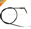 High performance steel PVC GN125 motorcycle throttle cable