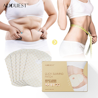 Slimming Patch Stomach Fat Burner Weight Loss Product Waist Belly Slim Patches Cellulite Massager Body Control Mujer Box