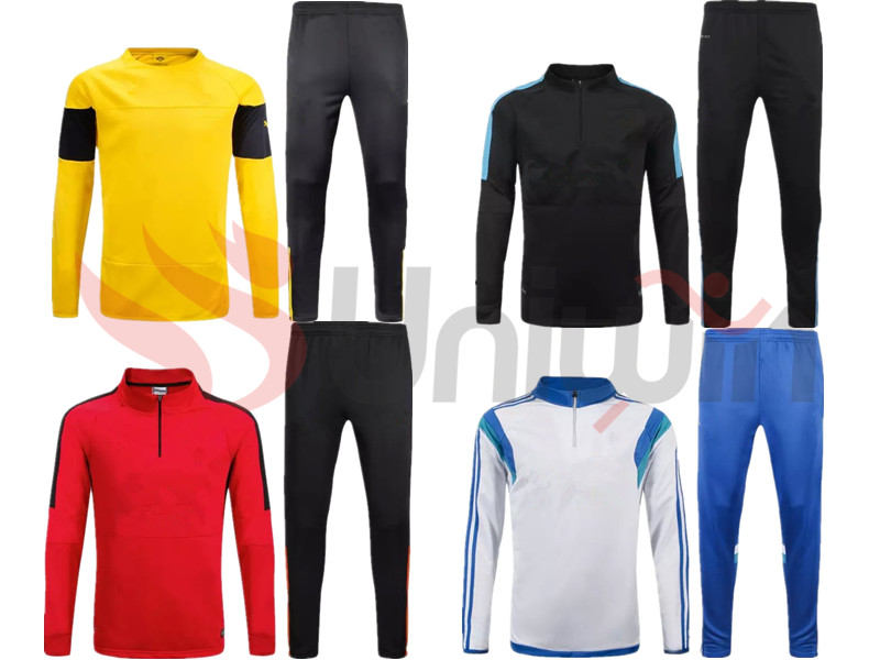In Stock Sports Jacket Mens Tracksuit Soccer