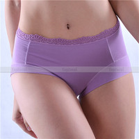 Transparent lace stylish underwear ladies panty brand names
