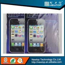 Mobile Scratch Guard,Factory Price,High Quality! Clear Screen Protector For Iphone4s