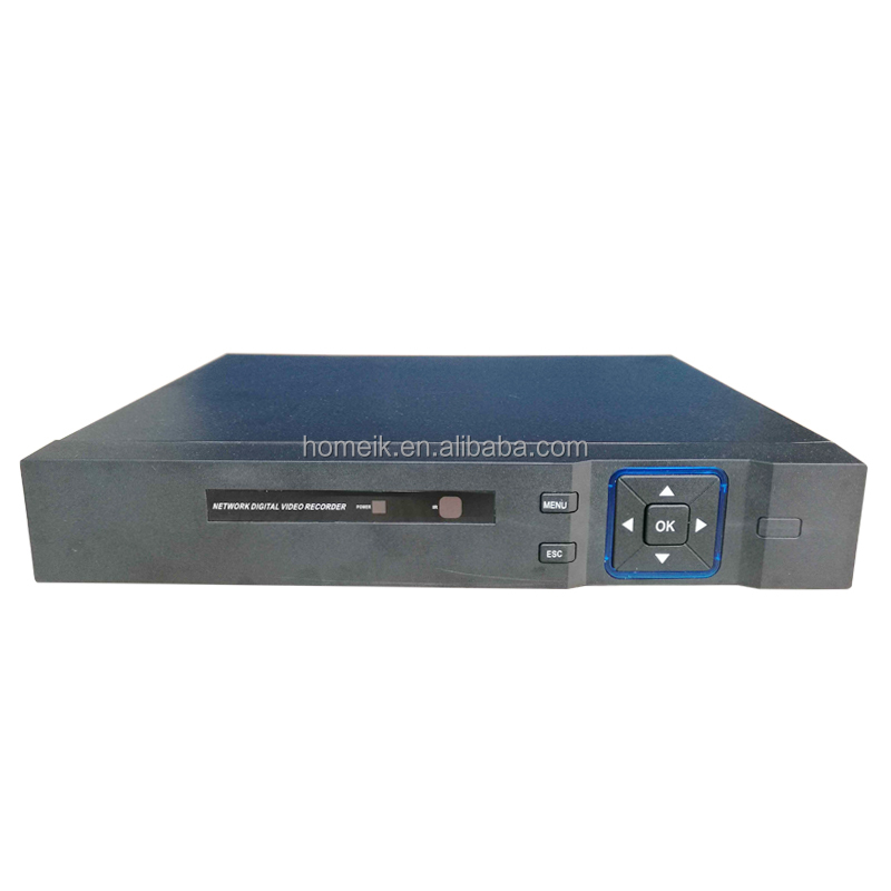 8CH H.264 full hd 1080p 5 in 1 AHD DVR with metal housing