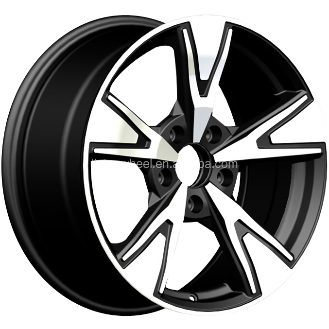 rota wheels black machined face rotiform blq replica rim wheel
