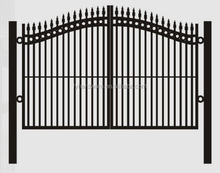 good Quality Metal Fence Grill Gate For House,Grill Gate For Home,Metal Modern Gates Design And Fences