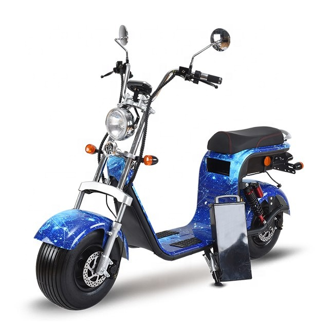 60v 1000w 2000w fat tire <strong>electric</strong> scooter for adults <strong>electric</strong> bicycle