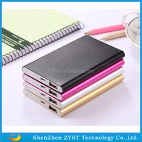 OEM 12000mah Battery backup power bank for Xiaomi Mobile Charger