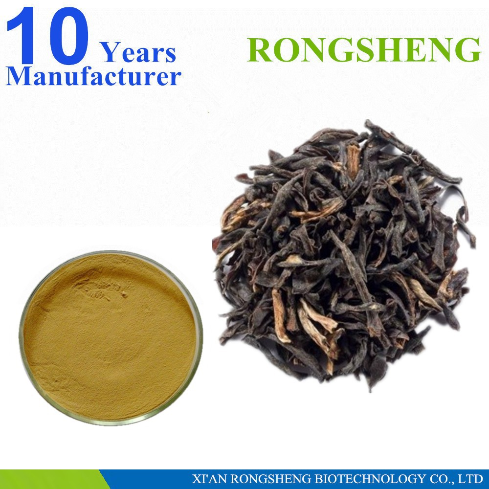 High Quality Water Soluble Black Tea P.E.