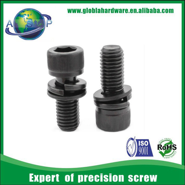 socket head captive washer cap screw