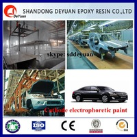 Used in Single - Component Cathod Electrophoresis Paint Ketiminized Polyamide Resin DJ2425
