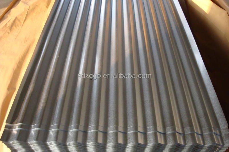 Widely Used Corrugated Steel Sheets Roofing