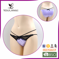 Made in China Beautiful Young Lady Lace Sexy Mature Woman Lingerie