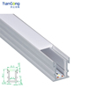 10W Outdoor Aluminum Profile Inground Recessed linear LED Floor Lights