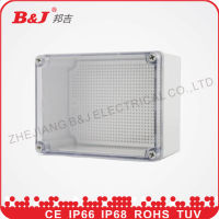 plastic box enclosure electronic/din rail plastic enclosure/plastic enclosures china