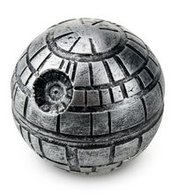 3 Layers Zinc Alloy Death Star Grinder weed Herb Tobacco Crusher Grinder Cigarettes Accessories Hand Muller hookah