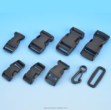 Wholesale backpack accessories plastic cam buckle