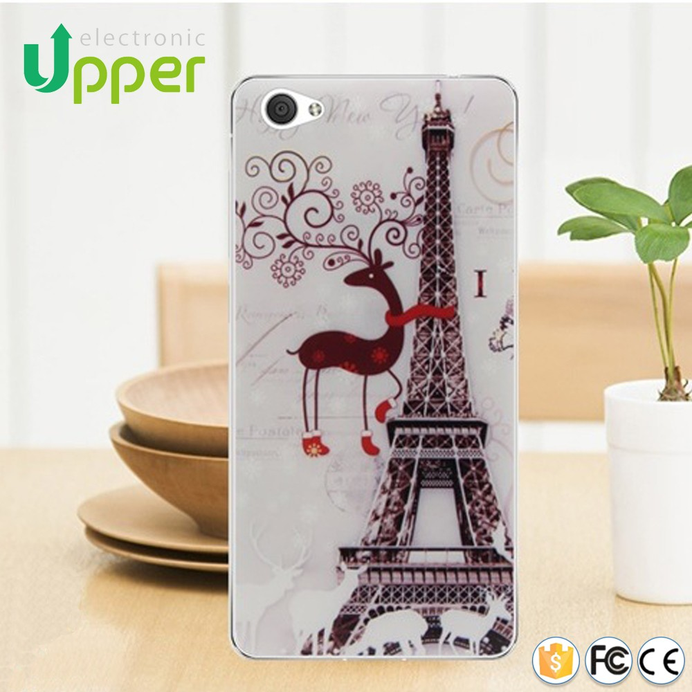 Wholesale back mobile phone cover case for zte blade q lux 4g nubia z5 mini grand zmax z970