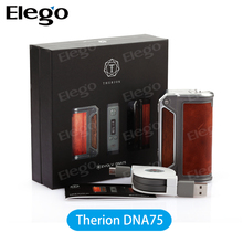 Original Lost Vape Therion DNA75 Dual 18650 Mod 2016 DNA Vape Wholesale,Therion DNA 75W Mod