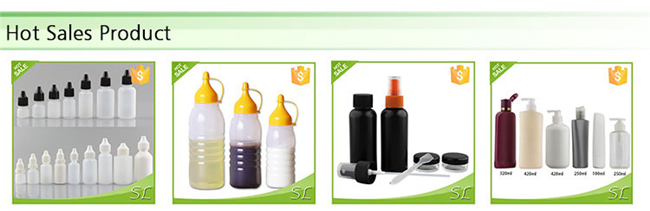 50ml hemp plastic bottles