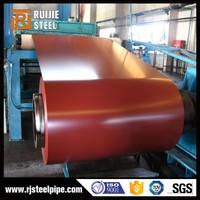 High Quality Printed PPGI/Colored Sheet Metal/Color Coated Steel Coil