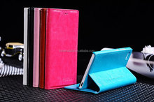 Stylist Sulada Classic Series Stand PU Flip Cover For Xiaomi M3 Leather Case