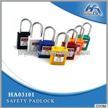 New Design Safety ABS Padlock