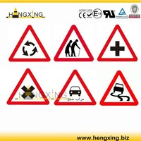 RTS customizing Reflective Road Sign traffic sign board for road safety