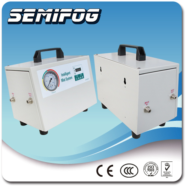 SEMIFOG high pressure small water mist cooling system