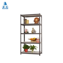 Quality assured steel slotted angle rack