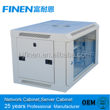 Finen Electronic Enclosure Outdoor Rack Server Wall Cabinet 6u
