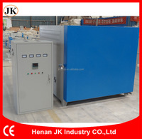 High Temperature laboratory inert gas muffle furnace with large chamber For Melting