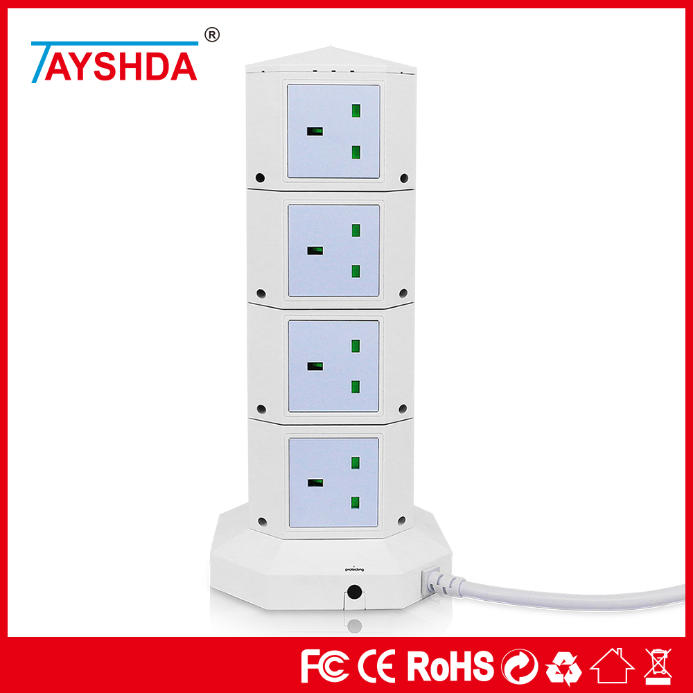 dc jack socket power socket usb board lightning protecting and surge prevention