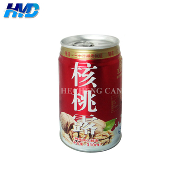 300-330ml tinplate beverage can