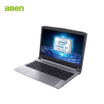 BBEN gaming laptop i7 GTX 1050 Ti 32gb ram M.2 512GB SSD 2TB HDD cheap laptop computer