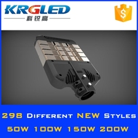 56w street lighting fixture,led working off road light,aluminium street light housing