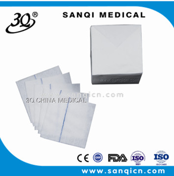 factory medical sterile gauze piece
