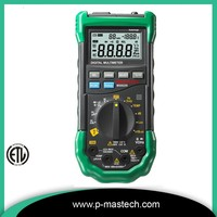 4000 Counts Auto-Ranging Digital Multimeter With Environmental Tester MS8229