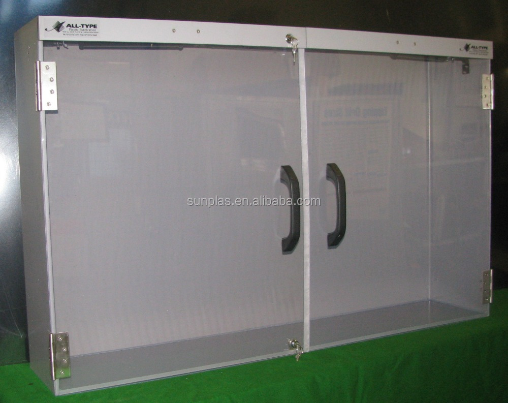 PVC Rigid Sheet for Display cases