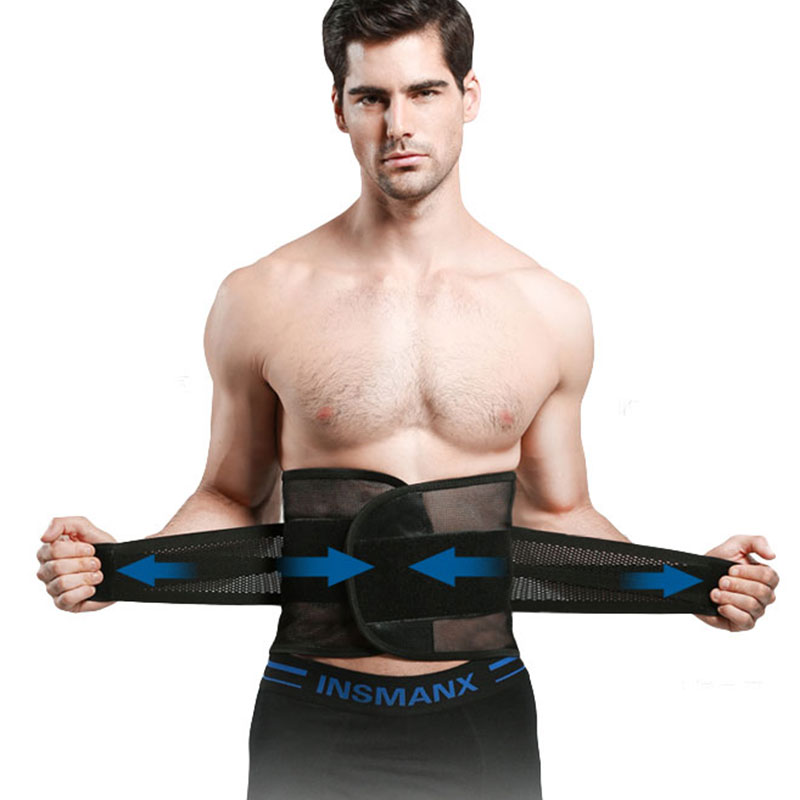 2015 New Fashion Men Slimming Body Shaper Corset Belt